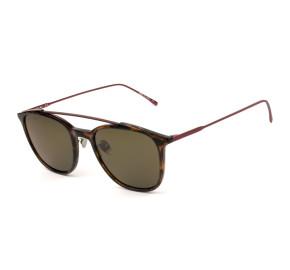 Lacoste L880S - Turtle/Marrom 214 53mm - Óculos de Sol