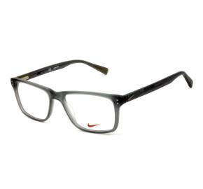 Nike 7246 - Cinza Fosco 034 54mm - Óculos de Grau