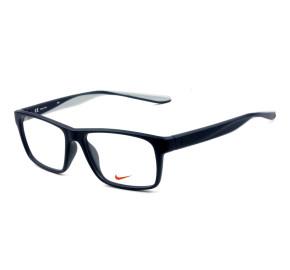 Nike 7101 - Azul Fosco/Cinza 400 53mm - Óculos de Grau