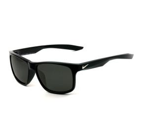Nike Essential Chaser P EV0997 - Preto Brilho/Cinza Polarizado 001 59mm - Óculos de Sol