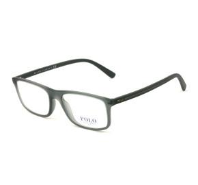 Polo Ralph Lauren PH2197 Cinza Fosco 5696 54mm - Óculos de Grau