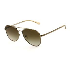 Michael Kors MK1045 Bronze/Marrom Degradê 121313 56mm - Óculos de Sol