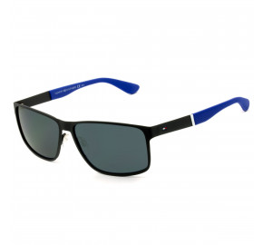 Tommy Hilfiger TH1542/S - Preto Fosco/G15 003IR 61mm - Óculos de Sol
