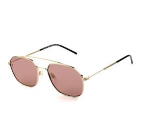 Tommy Hilfiger TH1599/S - Dourado/Rosê EYR4S 55mm - Óculos de Sol