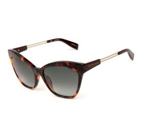 Victor Hugo SH1791 - Vinho Mesclado/Cinza Degradê 09BD 56mm Óculos de Sol