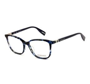 Victor Hugo VH1793S - Azul Mesclado 0P65 53mm - Óculos de Grau