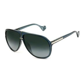 Tommy Hilfiger TH ZENDAYA - Verde Translúcido GEG9O 63mm - Óculos de Sol