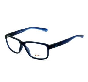 Nike Live Free 7092 - Azul Fosco 405 55mm - Óculos de Grau