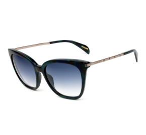 Victor Hugo SH1779S - Azul Mesclado Degradê 0WT9 54mm - Óculos de Sol