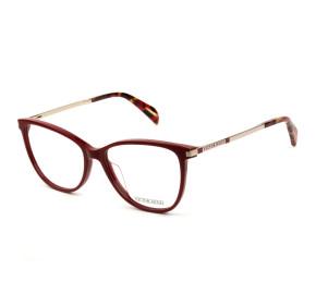 Victor Hugo VH1780 Vermelho/Dourado C.0U17 54mm - Óculos de Grau