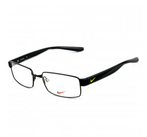 Nike 8171 - Preto Brilho 001 55mm - Óculos de Grau