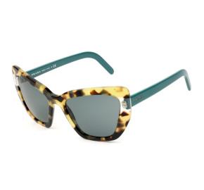 Prada SPR08V - Mesclado/Cinza 472-6Q0 55mm - Óculos de Sol