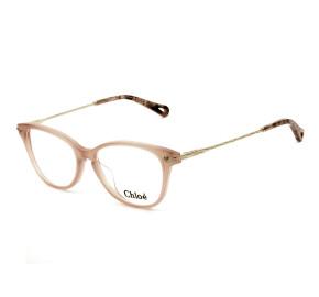 Chloé CE2736 - Laranja/Dourado 749 52mm - Óculos de Grau
