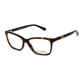 Óculos Dolce & Gabanna DG 3153P 502 54 - Grau