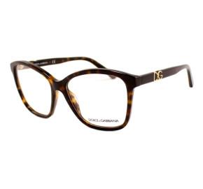 Óculos de Grau Dolce & Gabbana - 3160P 502 57