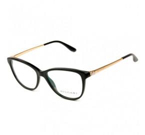 Óculos Bvlgari 4108-B 501 55 - Grau