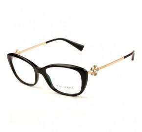 Óculos Bvlgari 4145-B 501 55 - Grau