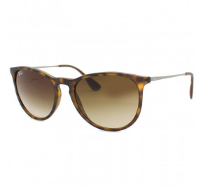 Ray Ban Erika RB4171L Turtle/Marrom Degradê 865/13 54mm - Óculos de Sol