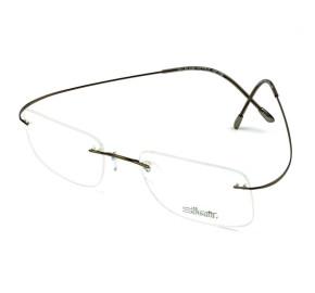 Óculos de Grau Silhouette Grafite - 7611/40 6102 51