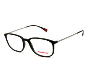 Prada VPS03H Preto Fosco DG0-1O1 55mm - Óculos de Grau