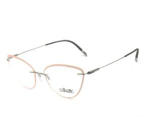 Silhouette 5500 JC - Nude/Grafite 7310 54mm - Óculos de Grau