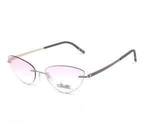 Silhouette 5529 HE - Lilás 4005 56mm - Óculos de Grau
