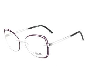 Silhouette 5550 JG - Roxo/Grafite 7000 53mm - Óculos de Grau