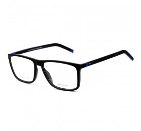 Tommy Hilfiger TH1742 - Preto Fosco D51 56mm - Óculos de Grau