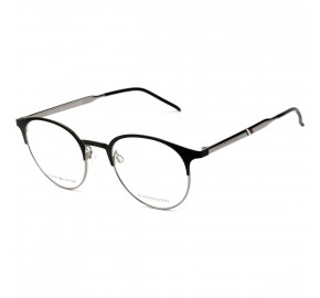 Tommy Hilfiger TH1622 - Preto/Fosco G284 52mm - Óculos de Grau