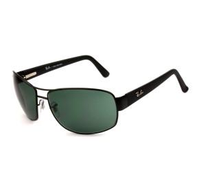 Ray Ban RB3503L Preto/G15 006/71 64mm - Óculos de Sol