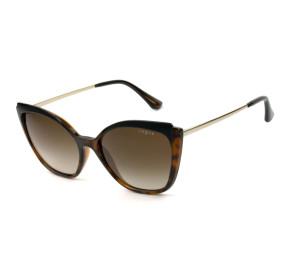 Vogue VO5266-SL Turtle/Marrom W65613 57mm - Óculos de Sol