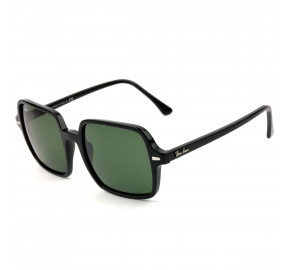 Ray Ban Square II RB1973 Preto/G15 901/31 53mm - Óculos de Sol