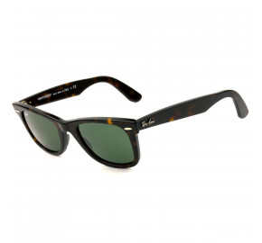 Ray Ban Wayfarer RB2140 Turtle/G15 902 50mm - Óculos de Sol