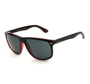 Ray Ban RB4147 Preto Fosco/Cinza 6171/87 60mm - Óculos de Sol