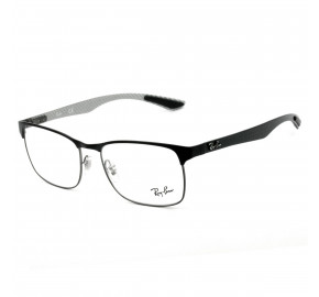 Ray Ban RB8416 Preto Fosco 2916 55mm - Óculos de Grau