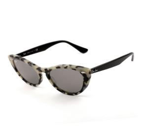 Ray Ban Nina RB4314-N - Mesclado/Cinza 1251/39 54mm - Óculos de Sol