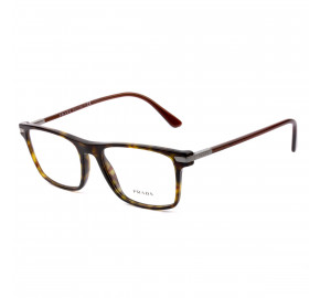 Prada VPR01W Turtle 01A-101 54mm - Óculos de grau