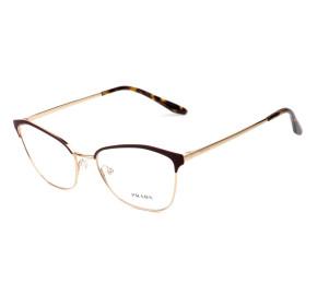 Prada VPR62X Vinho 04E-1O1 54mm - Óculos de Grau