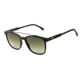 Lacoste L923S Verde Degradê 317 54mm - Óculos de Sol
