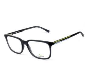 Lacoste L2859 Grafite Fosco 024 57mm - Óculos de Grau
