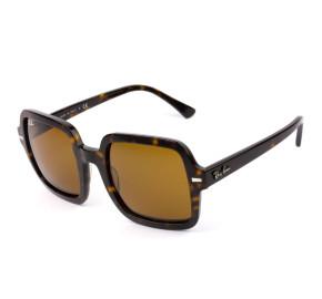 Ray Ban RB2188 Turtle 902/33 Marrom 53mm - Óculos de Sol