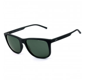 Armani Exchange AX4070SL Preto/G15 807871 57mm - Óculos de Sol