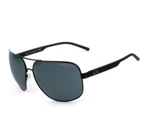 Armani Exchange AX2030S Preto/Cinza 6063/87 54mm - Óculos de Sol