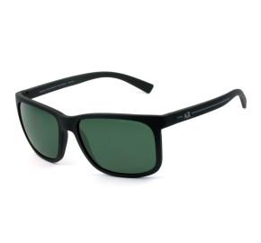 Armani Exchange AX4041SL Preto Fosco/G15 Polarizado 80789A 58mm - Óculos de Sol