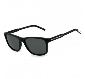 Lacoste L931S Preto/Cinza 001 56mm - Óculos de Sol