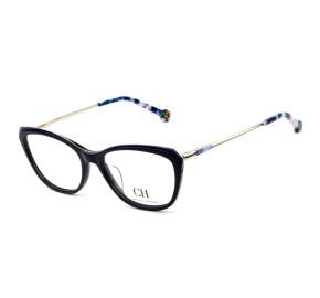 Carolina Herrera VHE854 Azul Marinho 09AG 53mm - Óculos de Grau