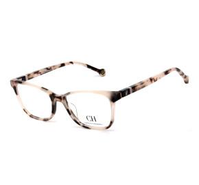 Carolina Herrera VHE856V Mesclado AGKY 53mm - Óculos de Grau