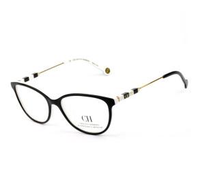 Carolina Herrera VHE847N Preto 06X1 50mm - Óculos de Grau