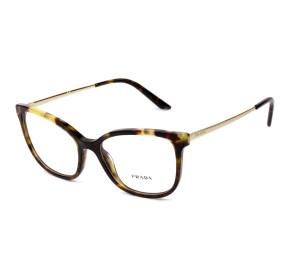 Prada VPR07W Turtle 06N-1O1 54mm - Óculos de Grau