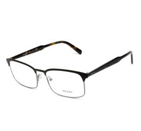 Prada VPR54W Marrom 03G-1O1 56mm - Óculos de Grau